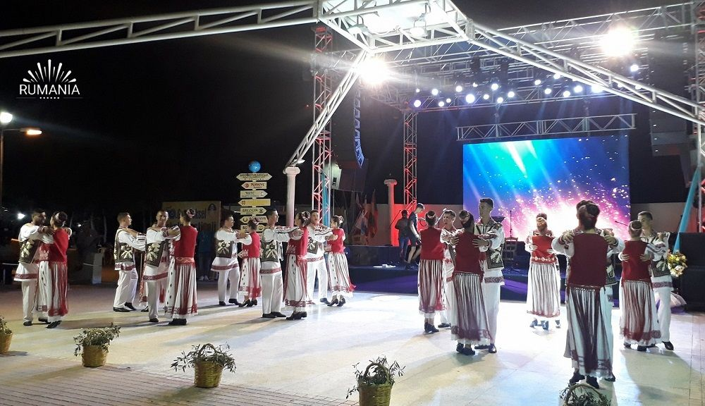 Северный Кипр, Искеле, Июль 2018 («23th International Iskele municipality folk dance festival», CIOFF)